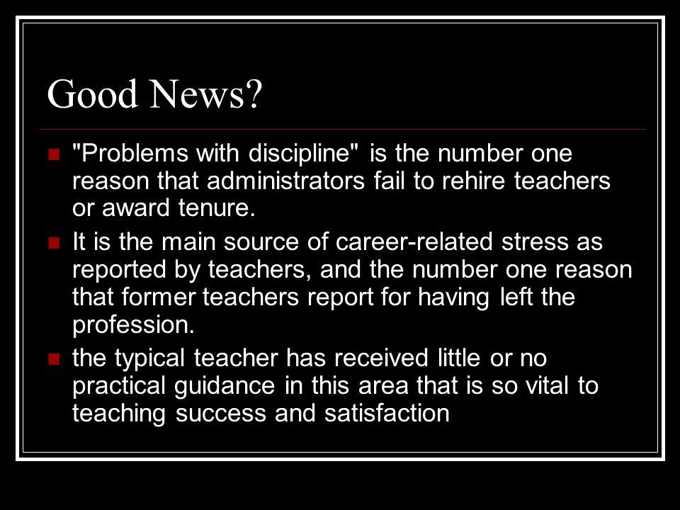 Good News?