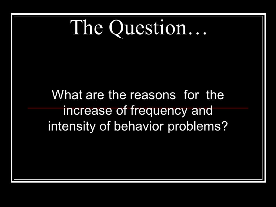 Assess and measure behavior A way to understand Behavioral Recording (A way to accurately measure behavior) Behavioral Recording Sociograms (A way to assess student interaction) Sociograms Functional Behavior Assessment (as per IDEA97...figuring out the reason for the behavior) Functional Behavior Assessment Manifestation Determination (as per IDEA97...Was that action related to the disability?) Manifestation Determination