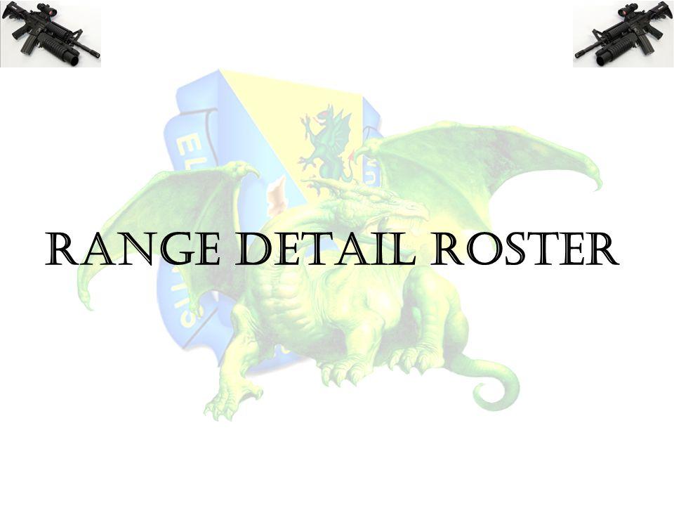RANGE DETAIL ROSTER