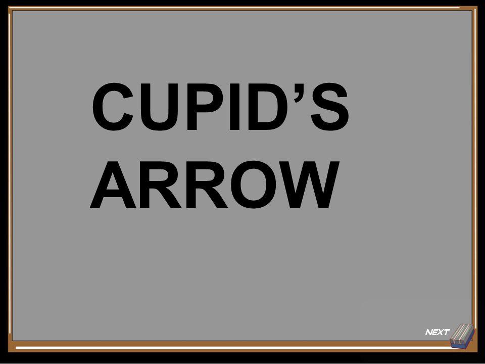 NEXT CUPID'S ARROW