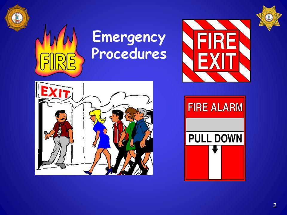 Emergency Procedures 2