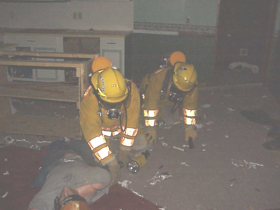 After exiting the Building Always put your tools in a proper staging area, or put it back in its place in service.