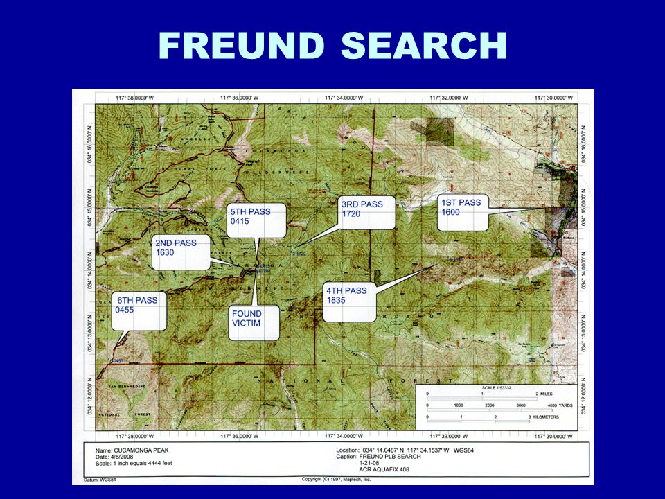 FREUND SEARCH