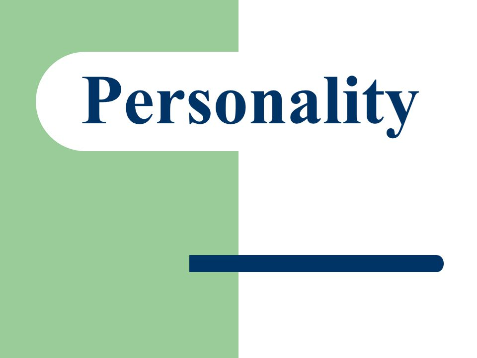 Personality Inventories – A questionnaire on which people respond to items designed to gauge a wide range of feelings and behaviors; used to assess selected personality traits and then classify a type of personality