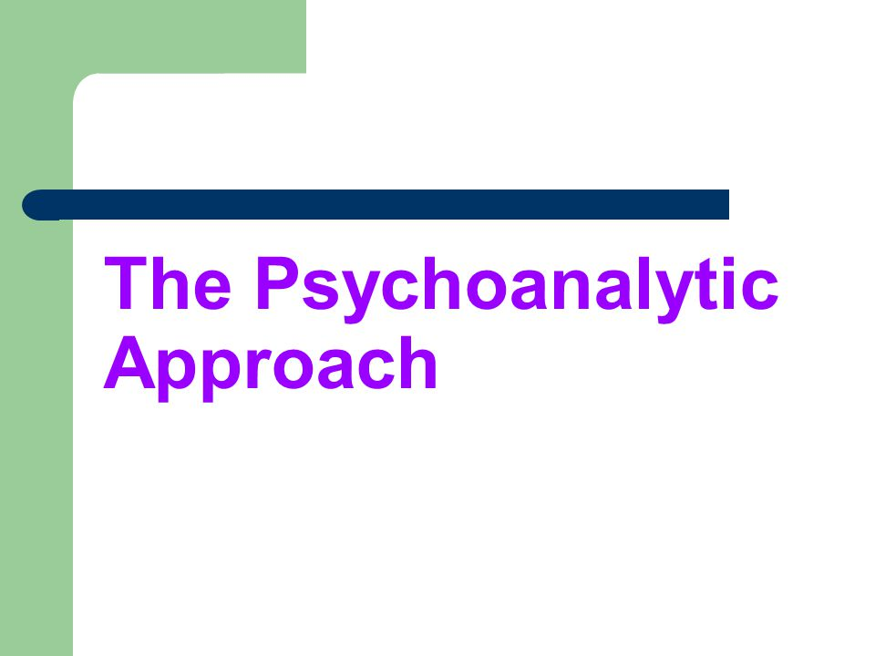 Psychoanalysis Freud's theory that an individual s personality is reflective of their unconscious thoughts and experiences