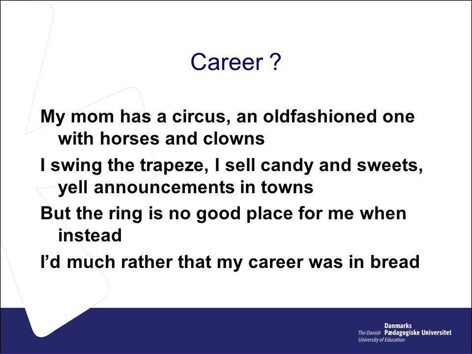 Career .