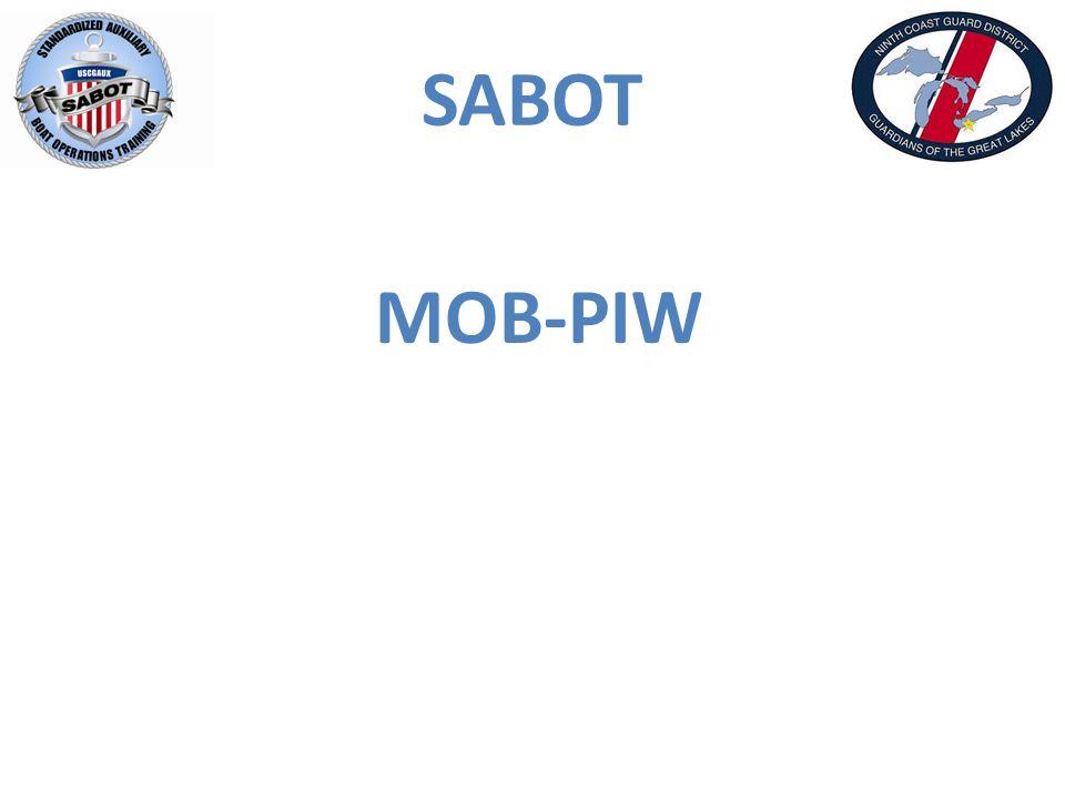 SABOT MOB-PIW