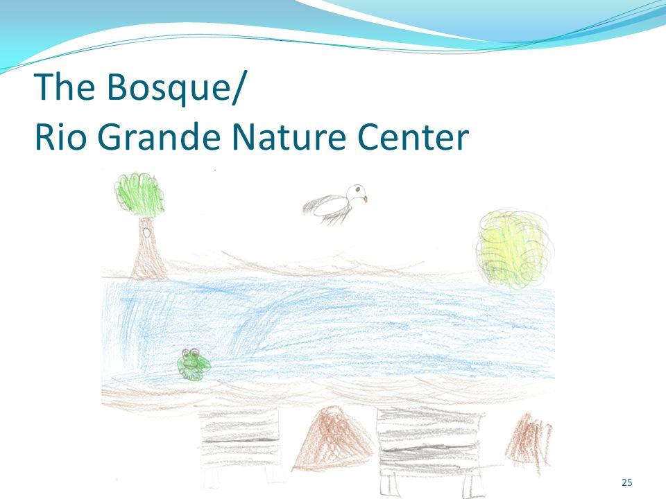 The Bosque/ Rio Grande Nature Center 25