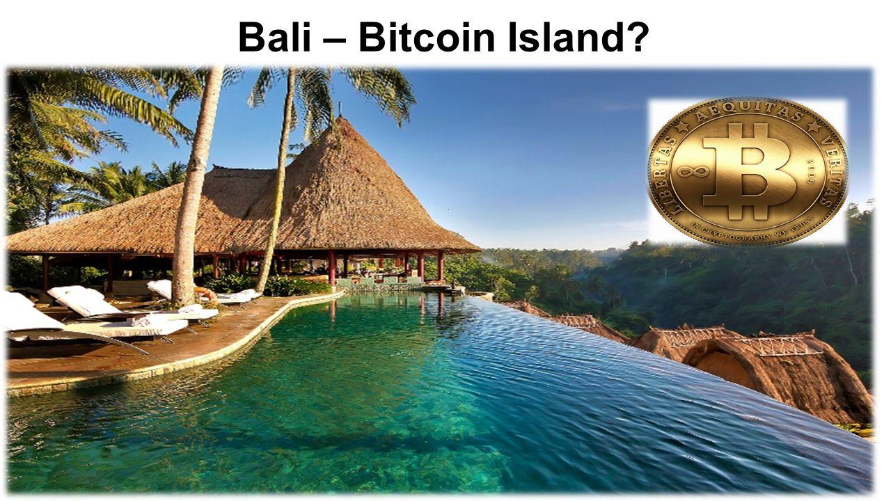 Bali – Bitcoin Island