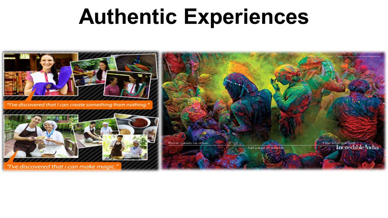 Authentic Experiences