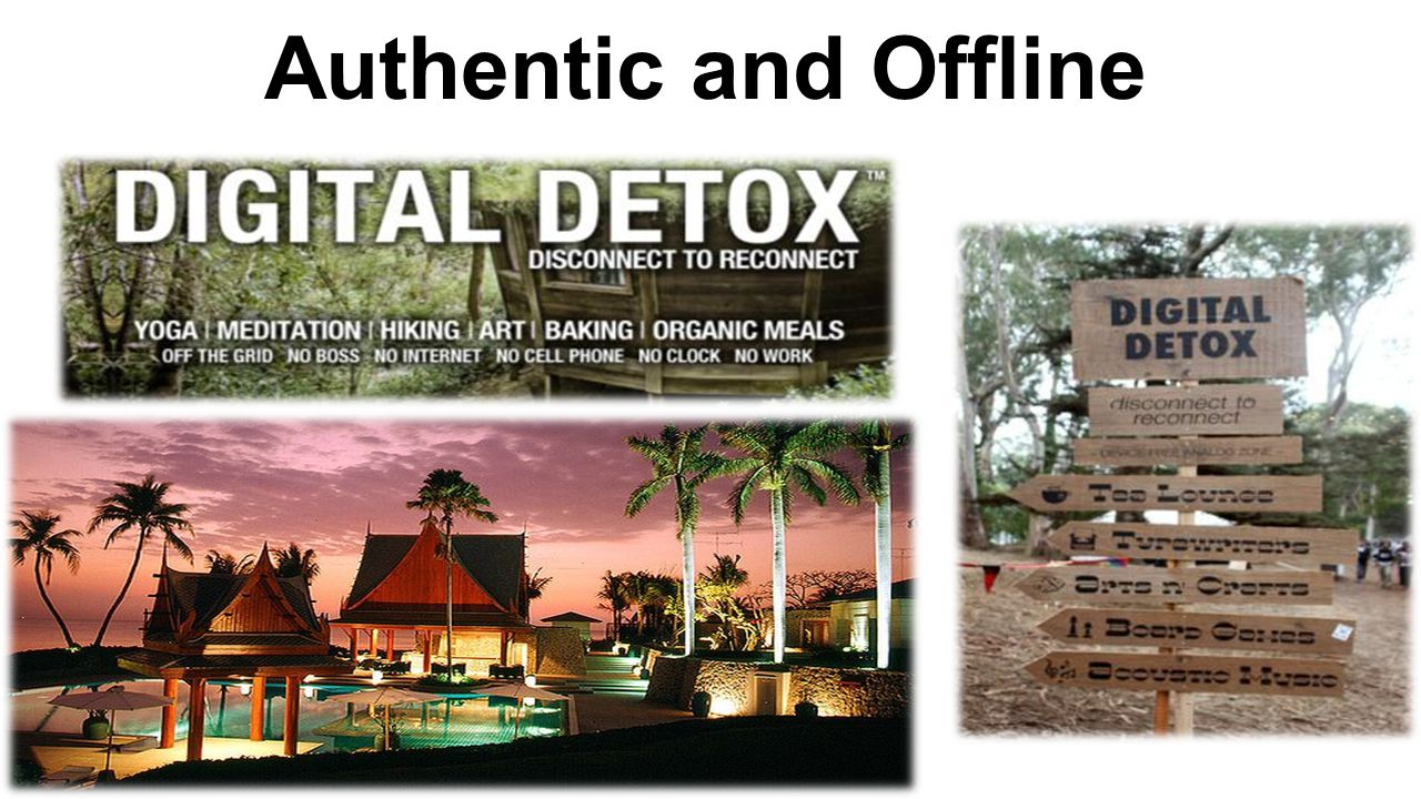 Authentic and Offline