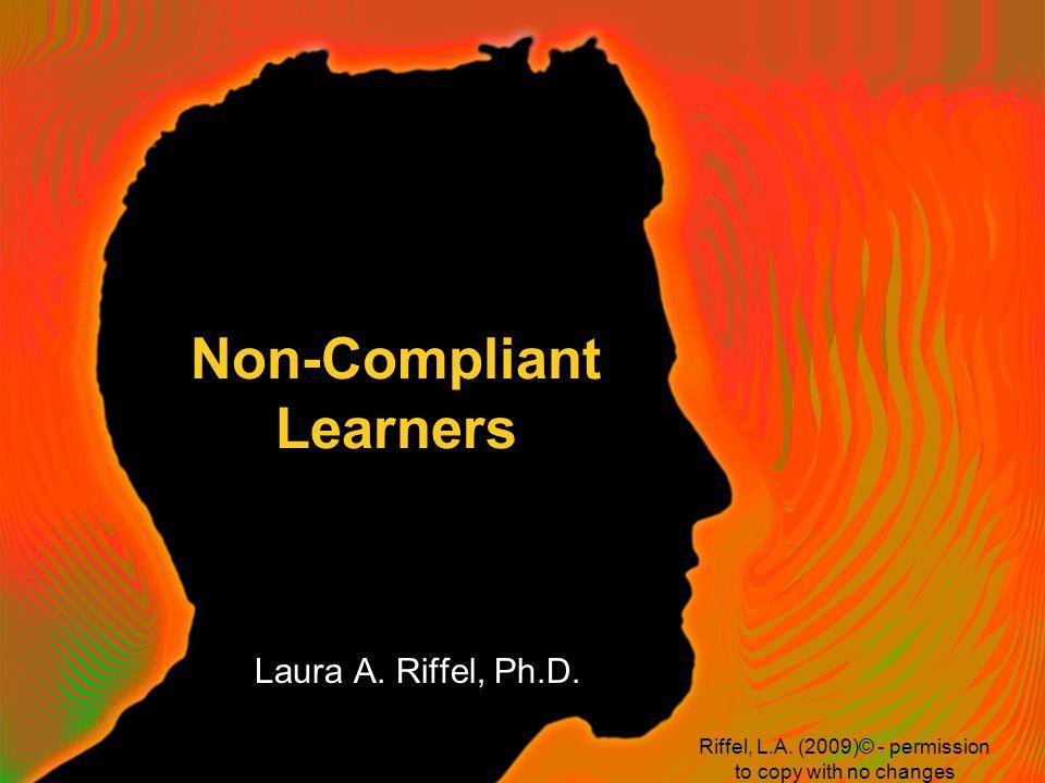 Functional Behavior Assessment- FBA Riffel, L.A.