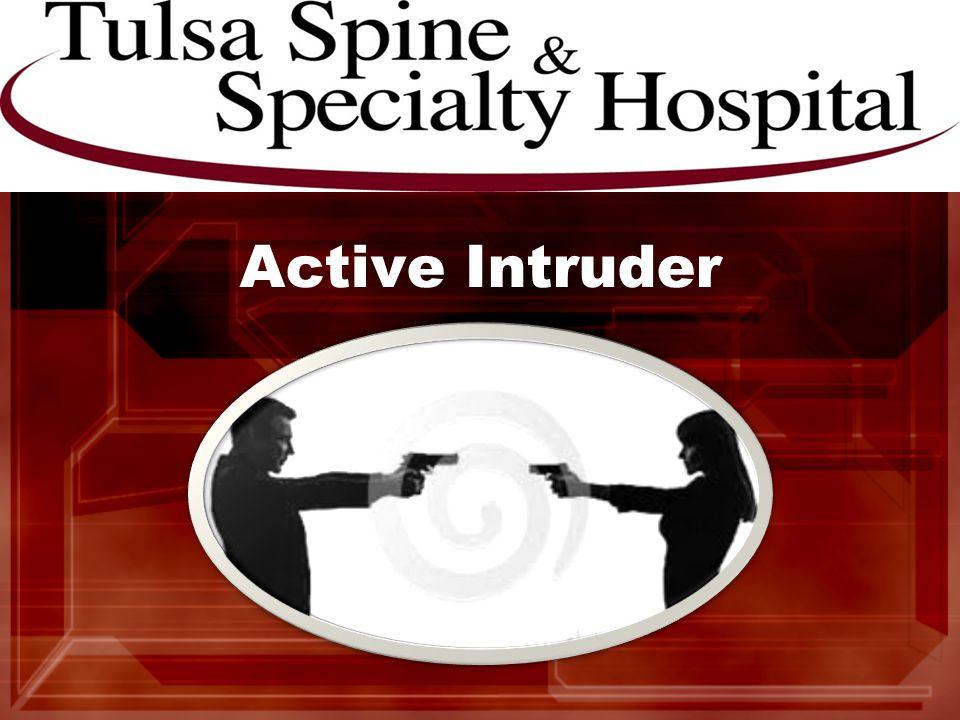 Active Intruder