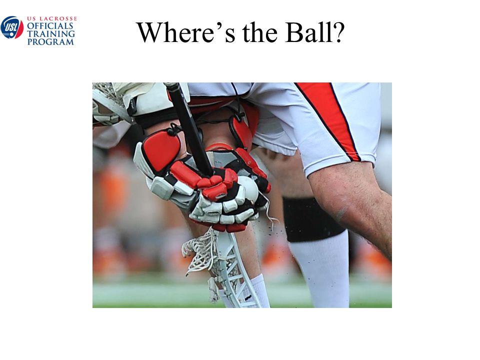 Where's the Ball