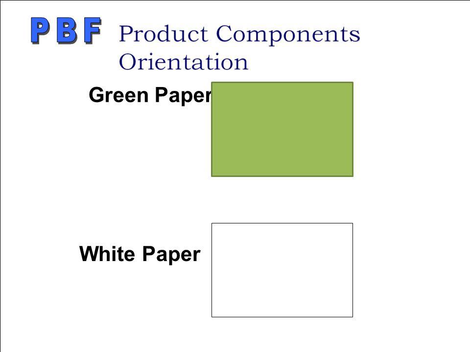 White Paper Green Paper