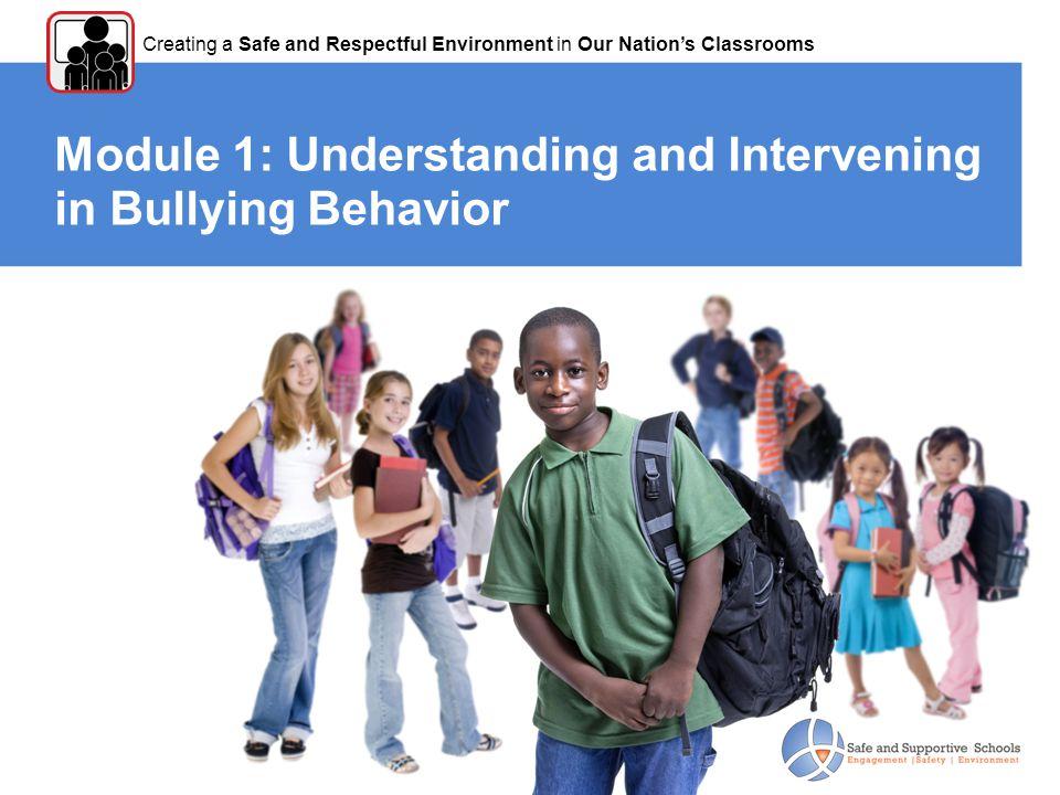 22 Intervening in Bullying Behavior 1.Stop bullying on the spot.