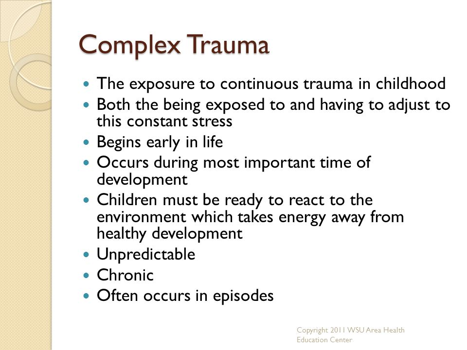The main idea: Support staff in learning to accurately and empathically understand and respond to children's actions, communications, needs, and feelings Attunement is the capacity to accurately read the emotional, cognitive, behavioral, and physiological cues of another that are both verbal and non-verbal and respond appropriately Children who have experienced complex trauma often lack the skills to easily identify and communicate what they are feeling and cope with difficult emotions How do we interpret the meaning behind behavior.