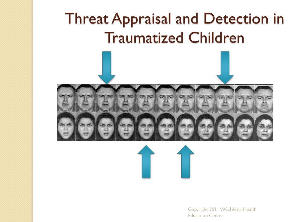 Implications Of Trauma On Biological Threat Response System If we are using our trauma lens, we see that behavior is biological because it is filling a need.