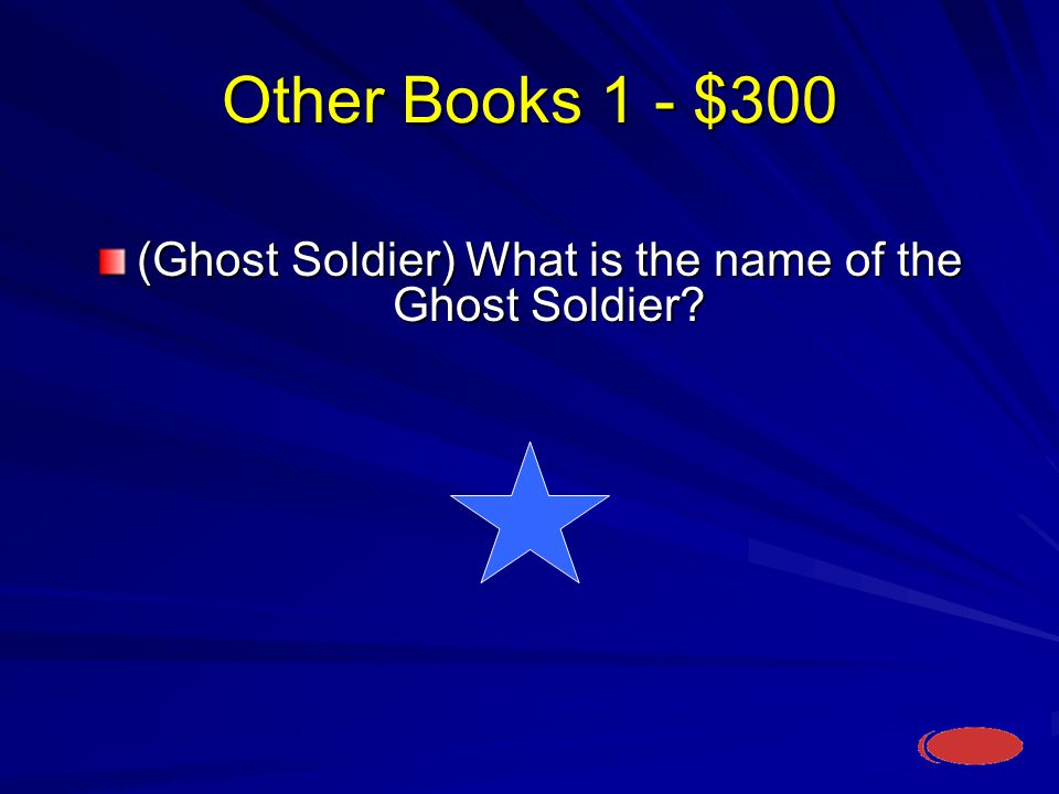 Not in Book Review - $300 What is March? What is March? Sherman's _____ to the sea.