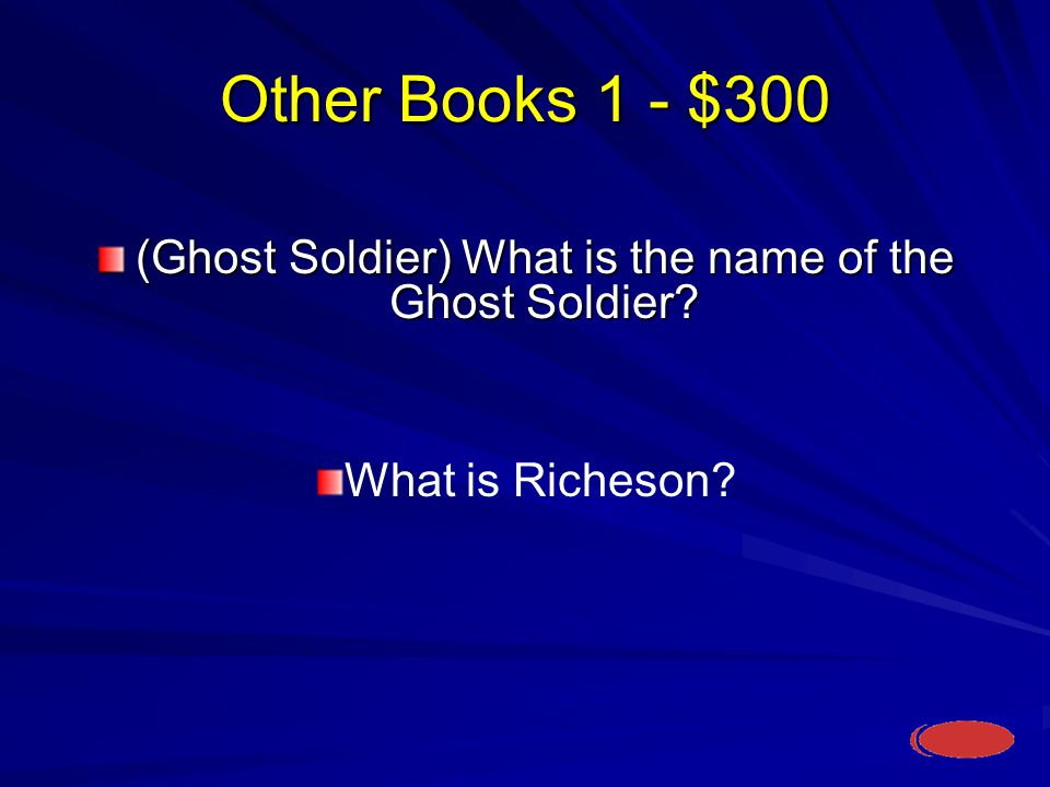 Events/Objects in the War - $400 What was Reconstruction? What was Reconstruction?