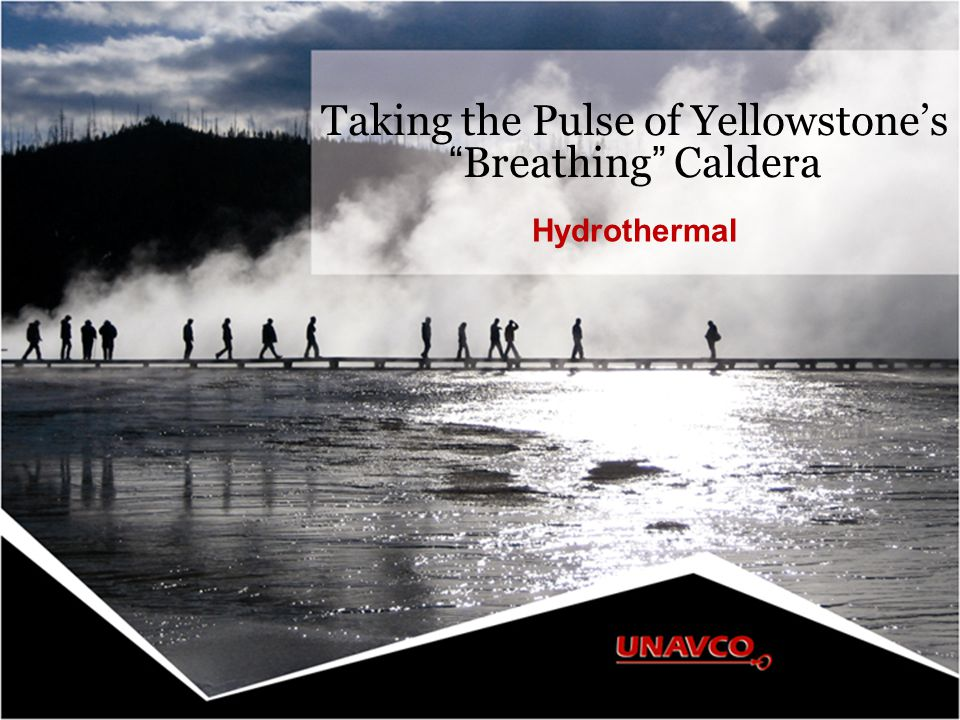 "Taking the Pulse of Yellowstone's ""Breathing"" Caldera Hydrothermal"