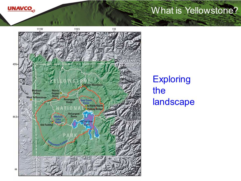 What is Yellowstone? Exploring the landscape