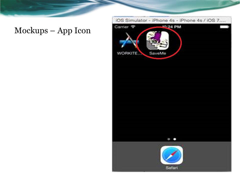 Mockups – App Icon