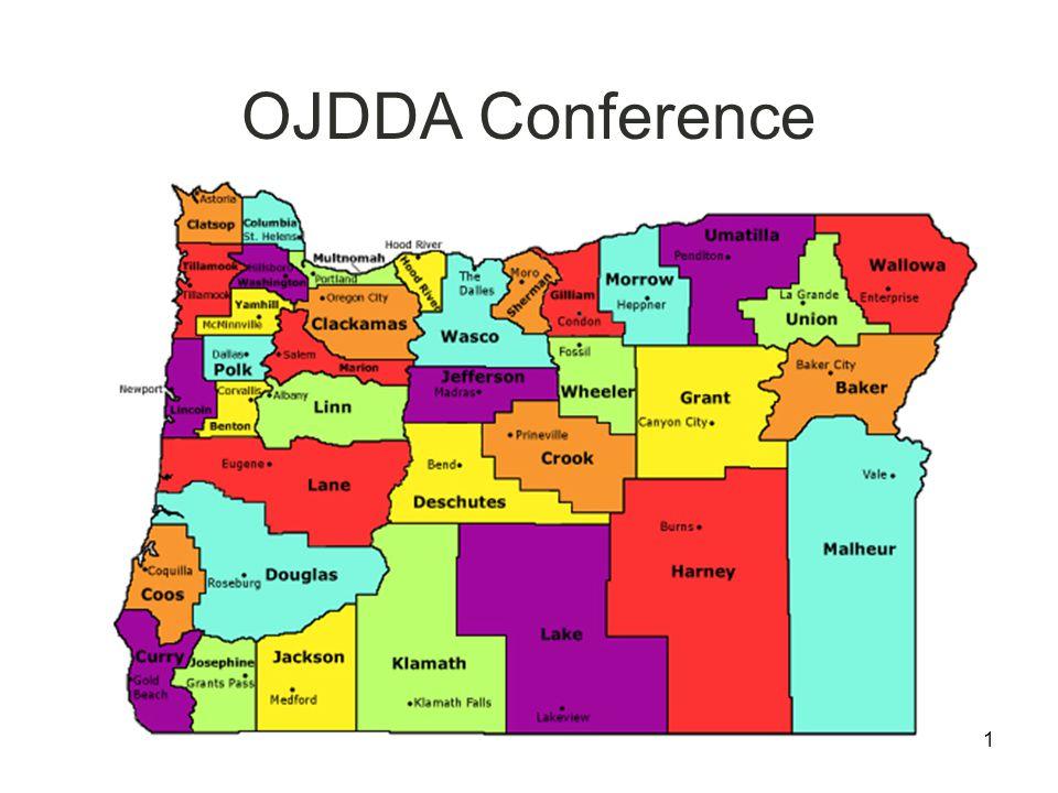 OJDDA Conference 1
