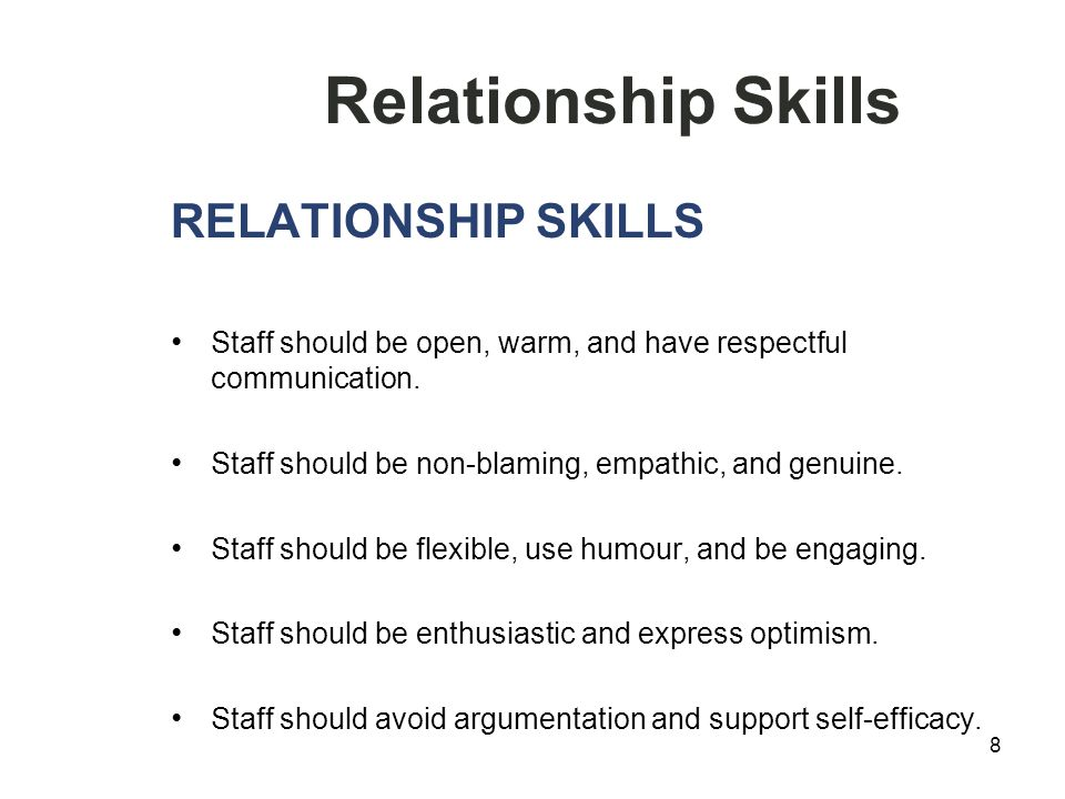 Social Skills Training TIPS TO EXTEND/GENERALIZE SOCIAL SKILLS Involve socially competent peers, who reinforce and model appropriate skills, in the intervention.