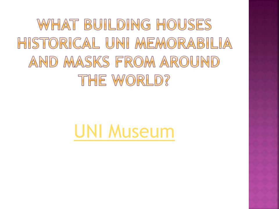 UNI Museum