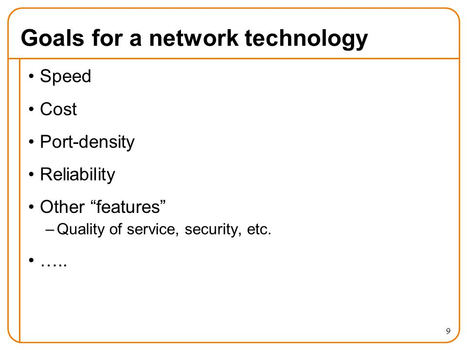 Four Questions Why are networking courses so terrible.
