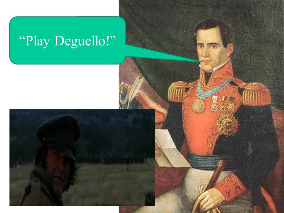 """""""Play Deguello!"""""""