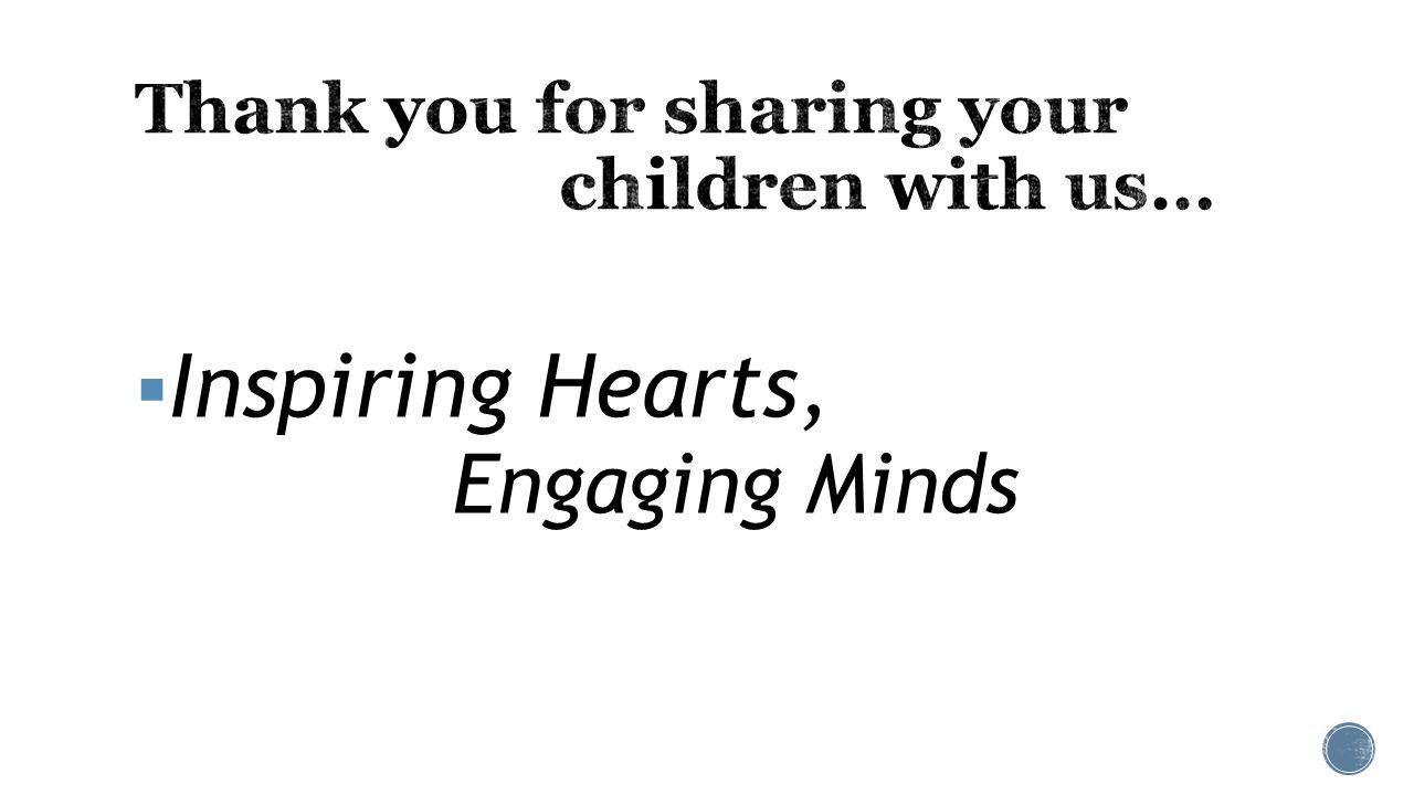  Inspiring Hearts, Engaging Minds