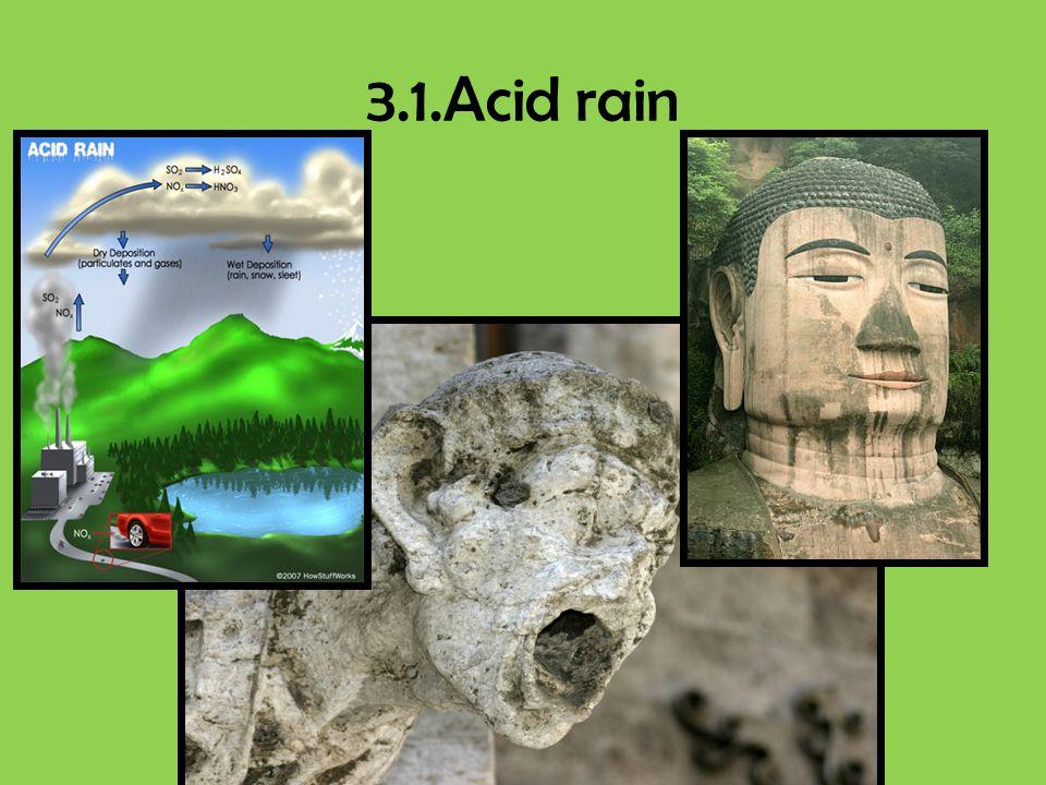 3.1.Acid rain