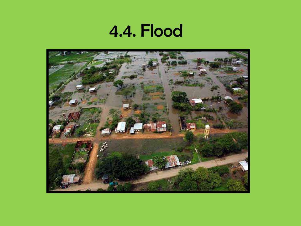 4.4. Flood
