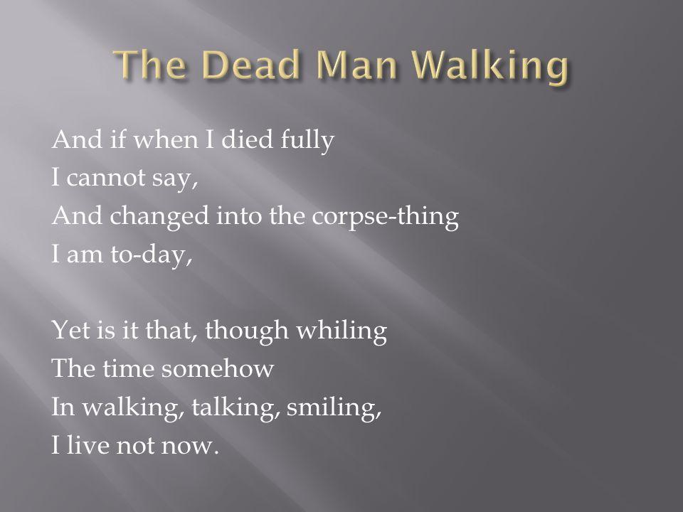  Tone : The tone of the poem is depressed/gloomy.