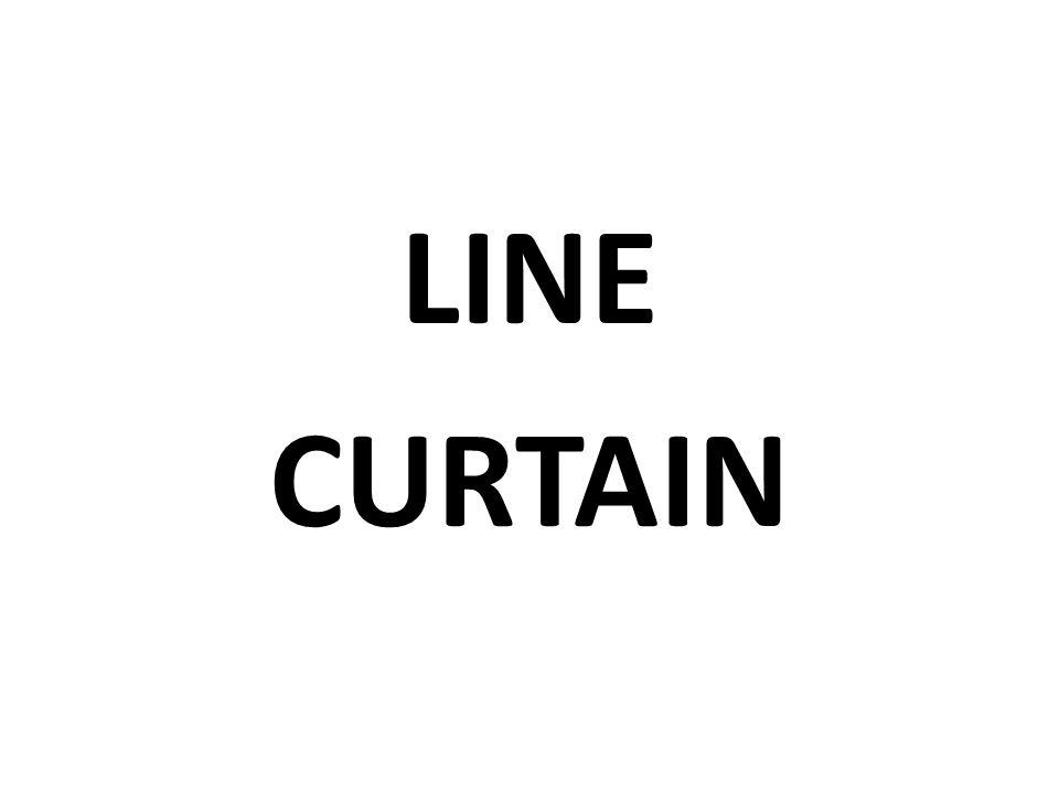 LINE CURTAIN