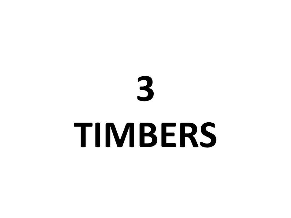 3 TIMBERS