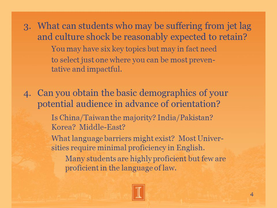 11.Many times students will want another student/friend to be present during the interview for moral support or translation. - On occasion, the third party is also a witness or a party to the incident.