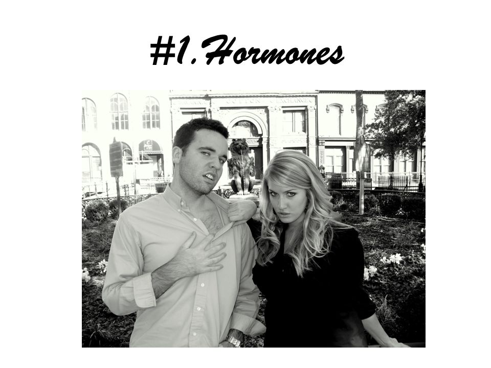 #1.Hormones