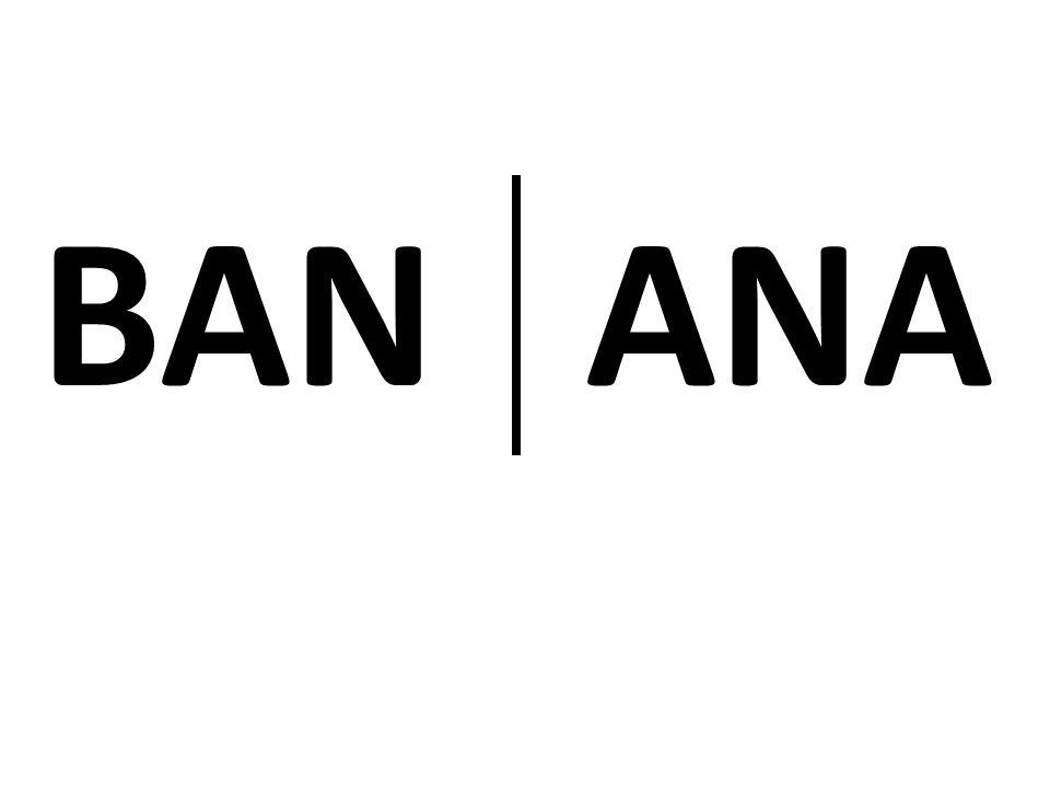 BAN ANA