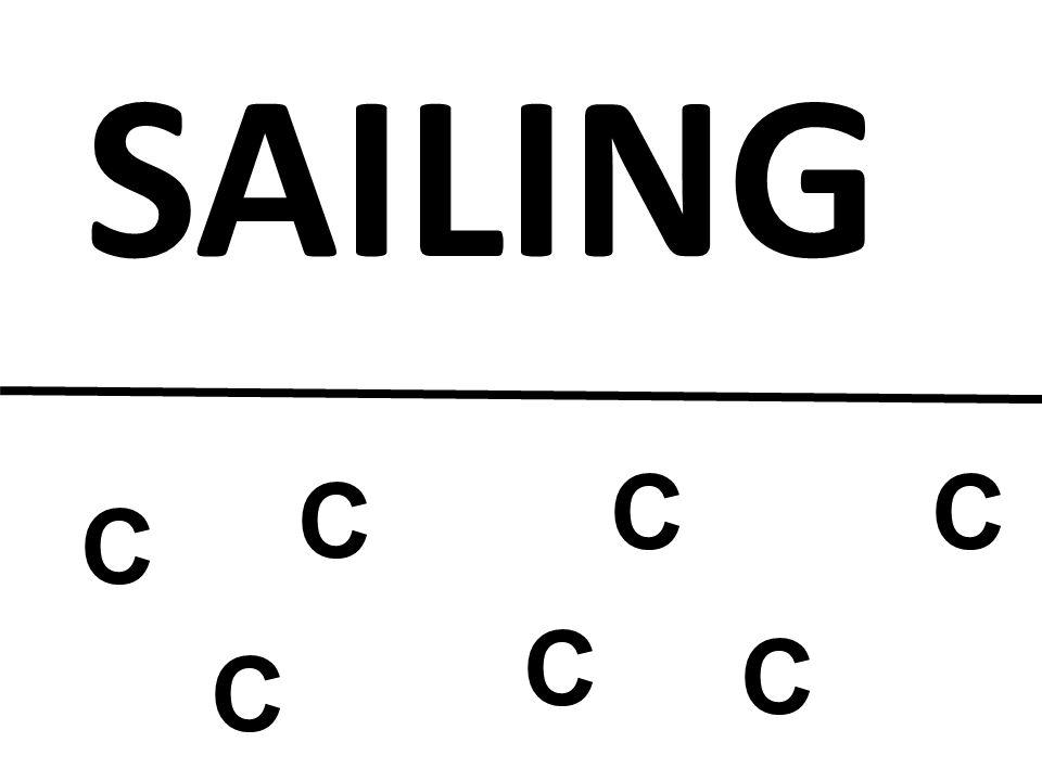 SAILING C C C C C C C