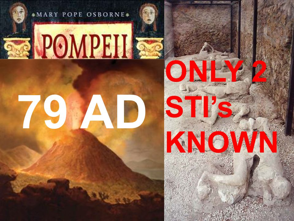 79 A.D. 79 AD ONLY 2 STI's KNOWN