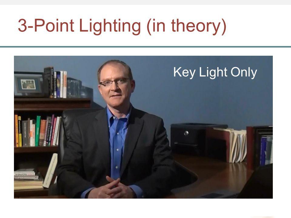 Key Light Only