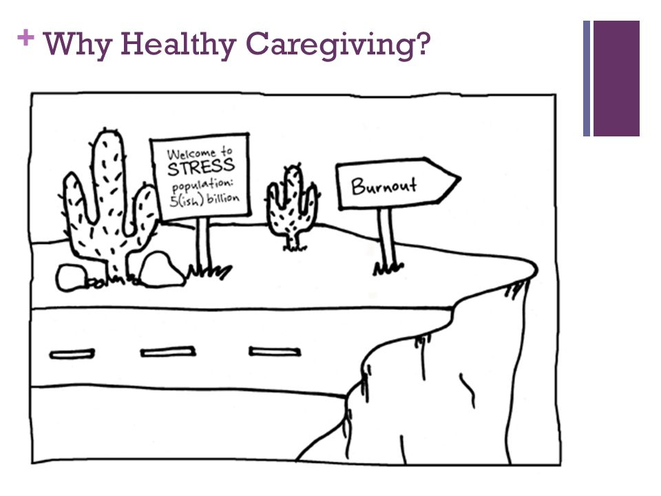 + Why Healthy Caregiving?
