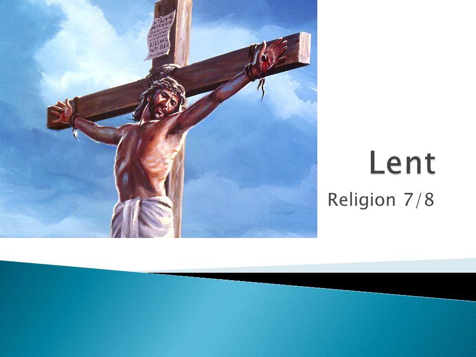 Religion 7/8