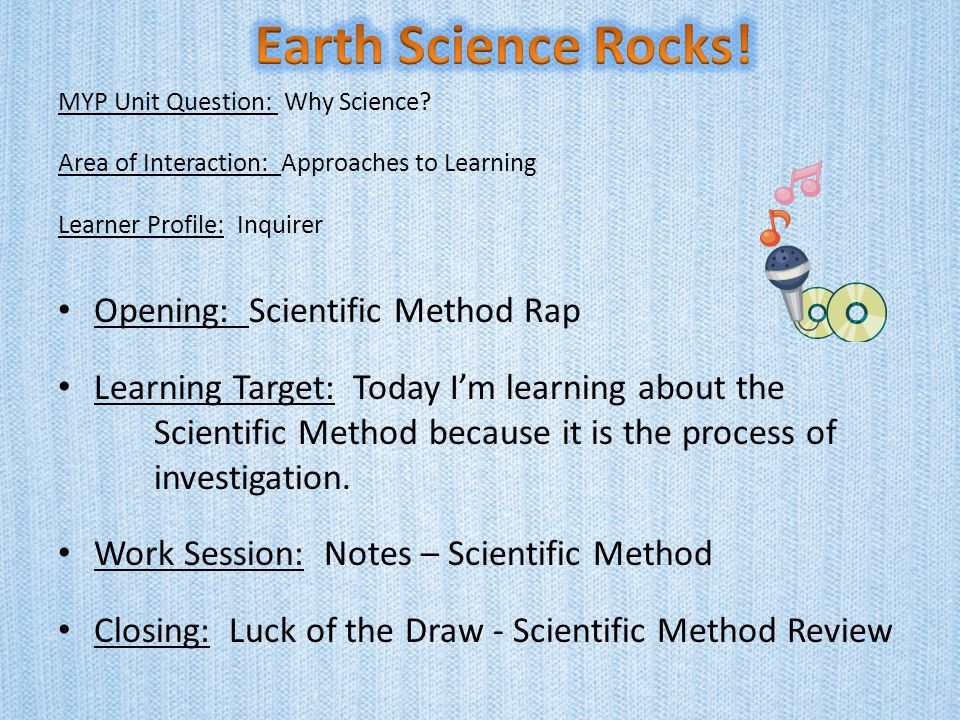 Scientific Method Review See if you can identify the steps of the Scientific Method in the following scenarios.