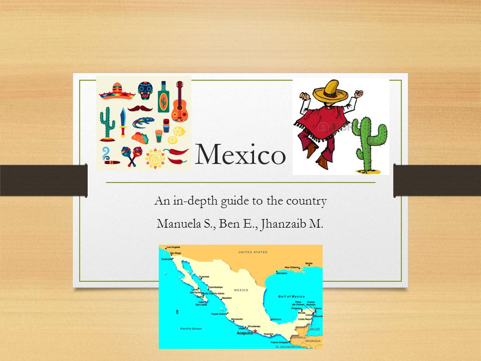 Furthermore… A folk culture in Mexico is the use of home remedies to cure any ailments or illnesses.