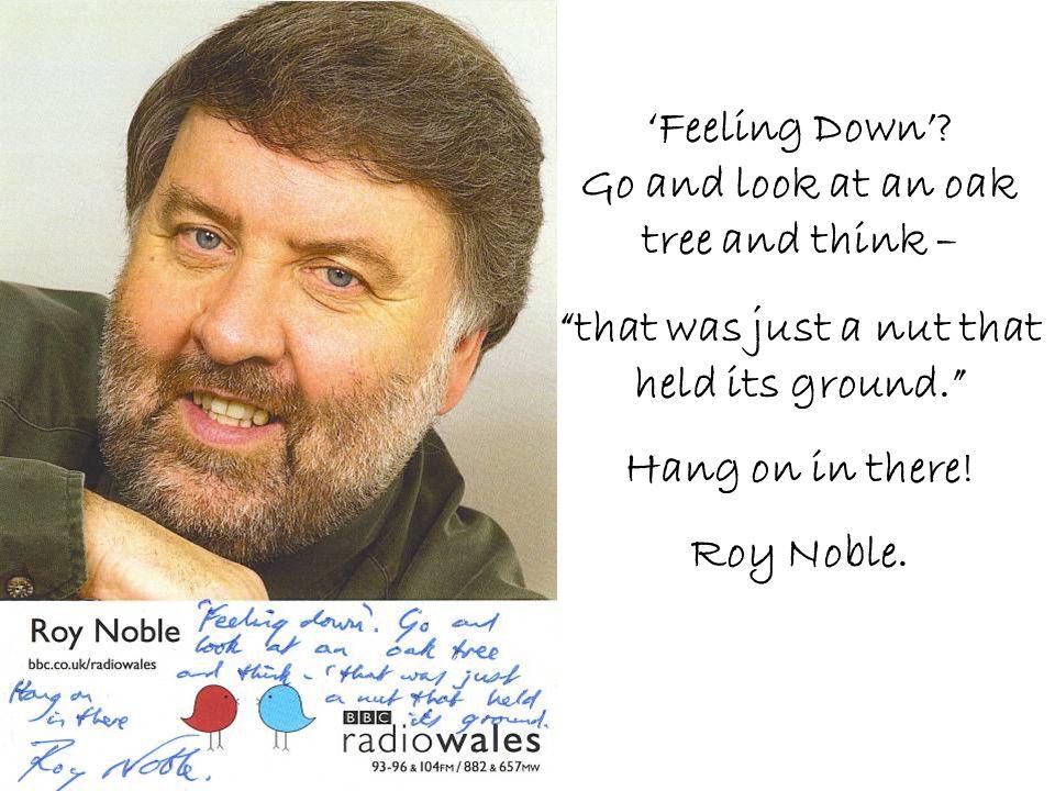 'Feeling Down'.