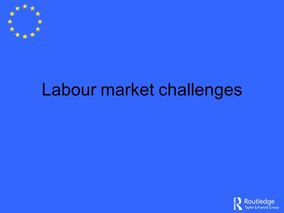 Labour market challenges